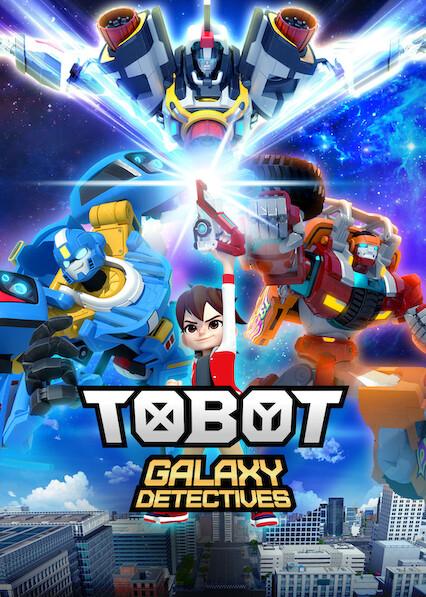 Tobot Galaxy Detectives